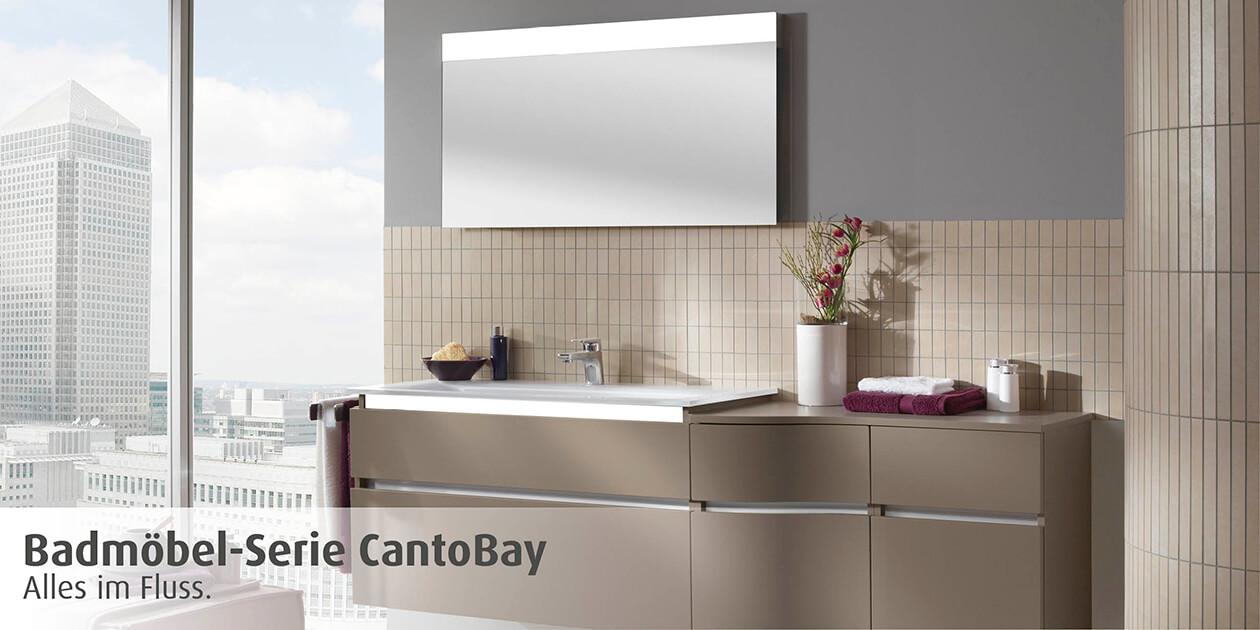 Badmöbel modern design  Home: Sanipa Badmöbel